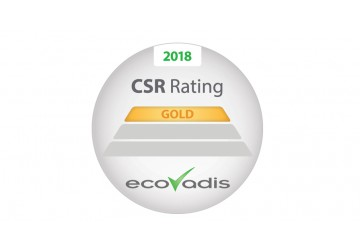 Golden badge CSR-beleid MultiFlexx